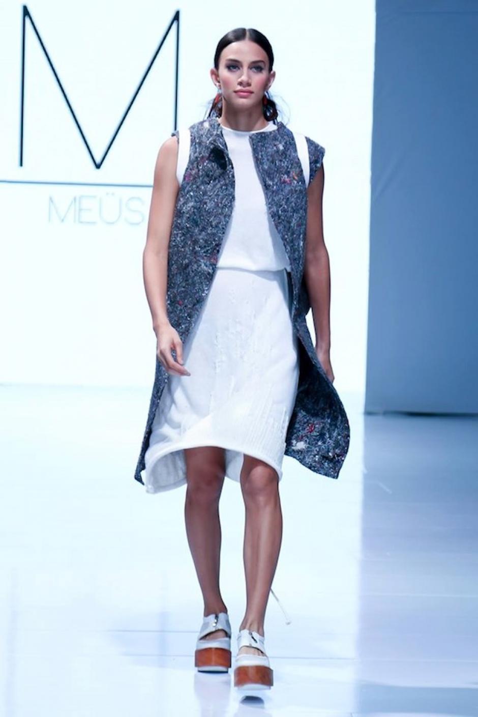 MEÜS también representará a nuestro país con diseños vanguardistas. (Foto: MEÜS oficial)