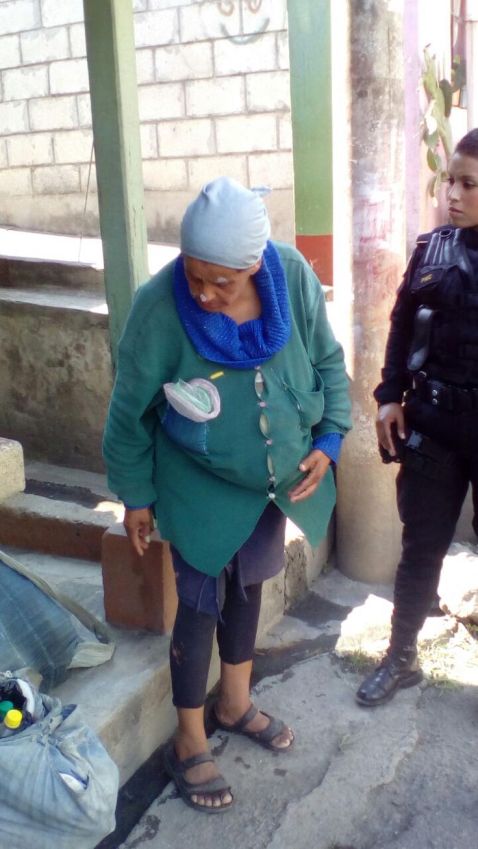 El Miércoles Santo, la PNC informó de la localización de la mexicana. (Foto: PNC)