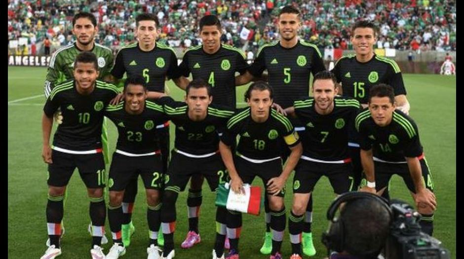 México es la selección de CONCACAF mejor posicionada, ocupa el puesto 16 del listado mundial. (Foto: El Comercio)