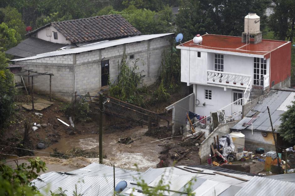 El municipio de Huauchinango fue uno de los más afectados. (Foto: www.sinembargo.mx)