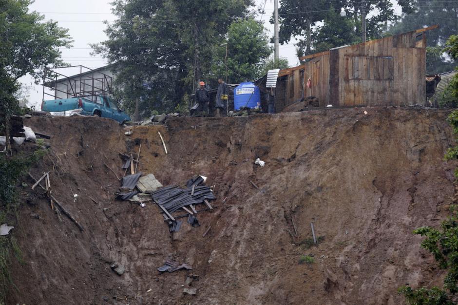 Al menos cuatro colonias de la ciudad de Huauchinango, México resultaron afectadas. (Foto: www.sinembargo.mx)