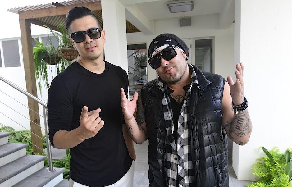 Ricky Rick y DJ Kane, integrantes de Mi Stereo visitaron Guatemala. (Foto: Selene Mejía/Soy502)