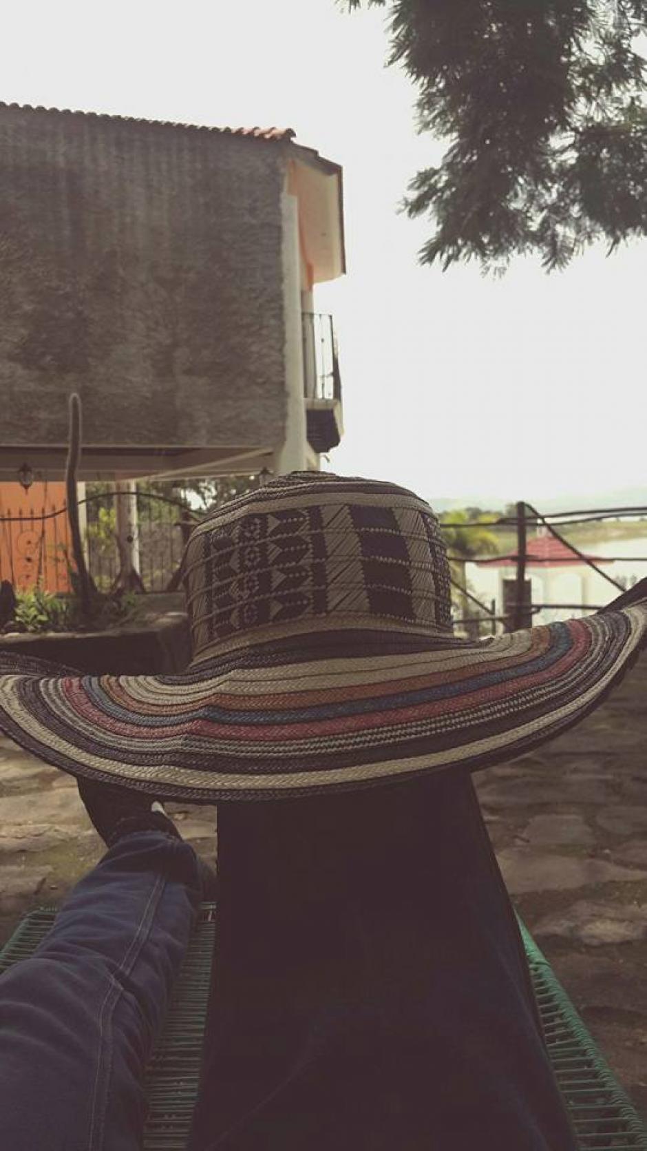 """Vásquez publicó las fotos de sus """"vacaciones"""" en Facebook. (Foto: Michael Vasquez/Facebook)"""