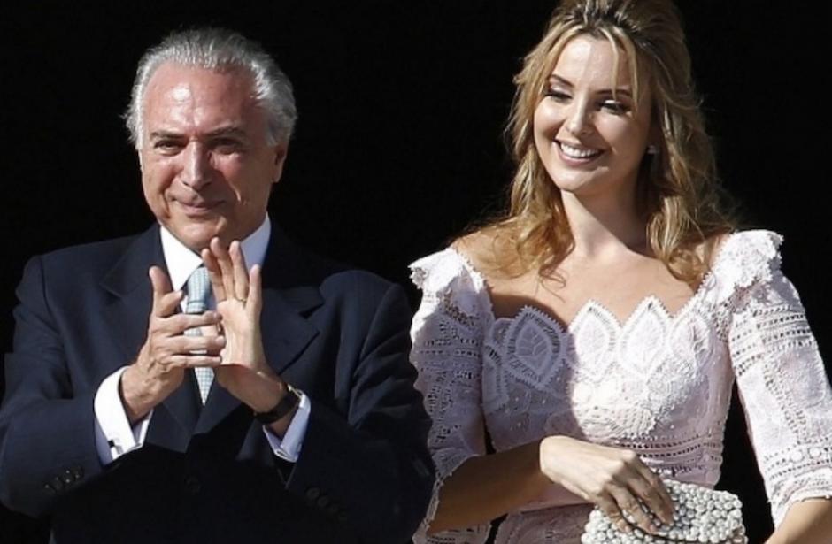 Para muchos brasileños, Marcela Temer, representa la desigualdad latente en el país. (Foto: elestimulo.com)