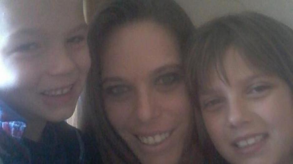 Michelle Martens confesó que permitía que sus novios drogaran a sus hijos y abusaran de ellos. (Foto: Infobae)