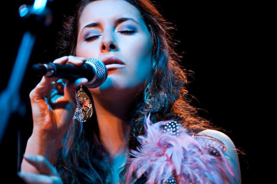 Michelle Palmieri es una profesional de la música. (Foto: Michelle Palmieri)