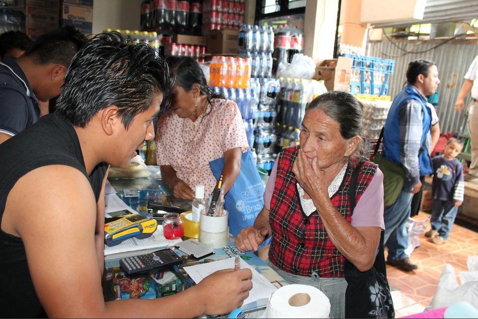 La primera fase del programa de transferencias monetarias se realizó en Chuarrancho. (Foto: Facebook, Mides)