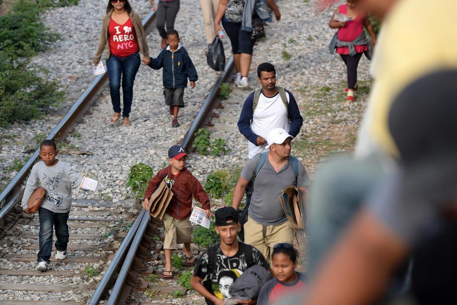 Quienes huyen de la violencia en Centroamérica piden asilo en varios países. (Foto: Archivo/Soy502)