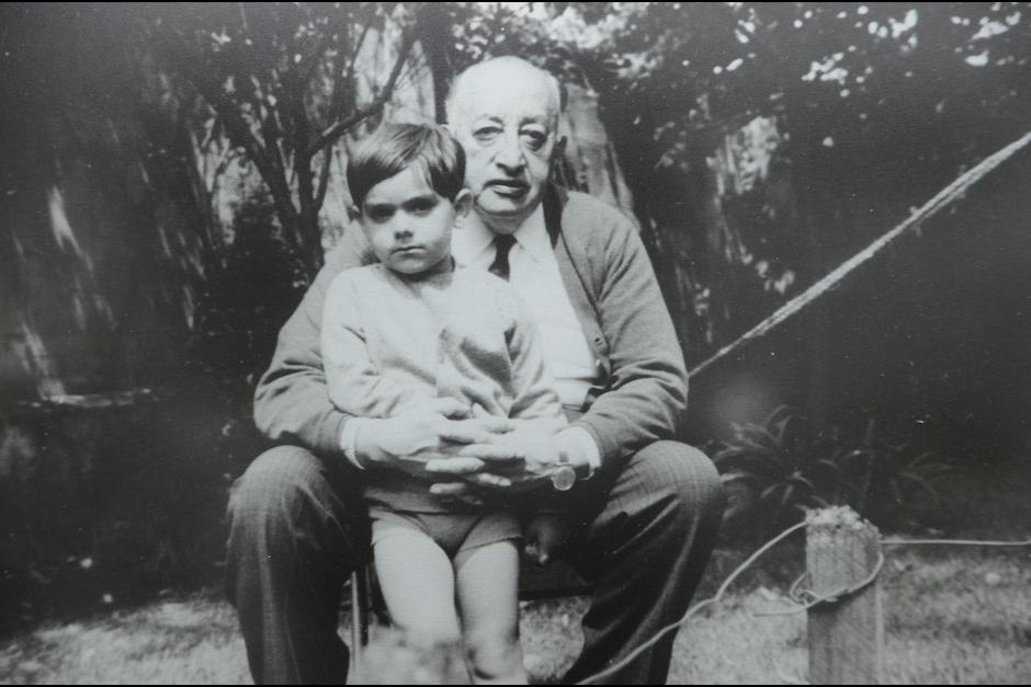 Miguel Ángel Asturias ganó el Premio Nobel de Literatura en 1967. (Foto: Archivo/Soy502)