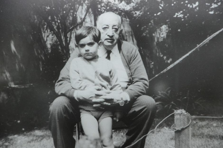 La historia está basada en la relación de Miguel Ángel Asturias y su hijo, Rodrigo Asturias. (Foto: Archivo/Soy502)