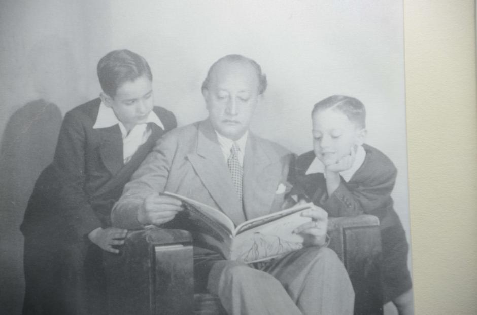 La familia Asturias afirma que no está de acuerdo con esta publicación. (Foto: Archivo/Soy502)