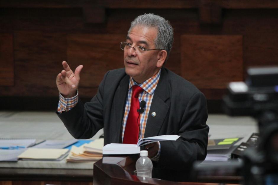 El juez Miguel Ángel Gálvez reveló que Mencos sostenía reuniones con Juan Carlos Monzón. (Foto: Archivo/Soy502)