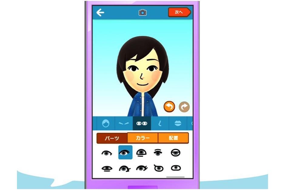 Los personajes se podrán crear con características de los jugadores.(Foto: Nintendo)