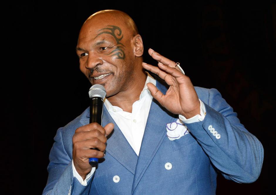 Mike Tyson le dio su apoyo incondicional. (Foto: Univisión)