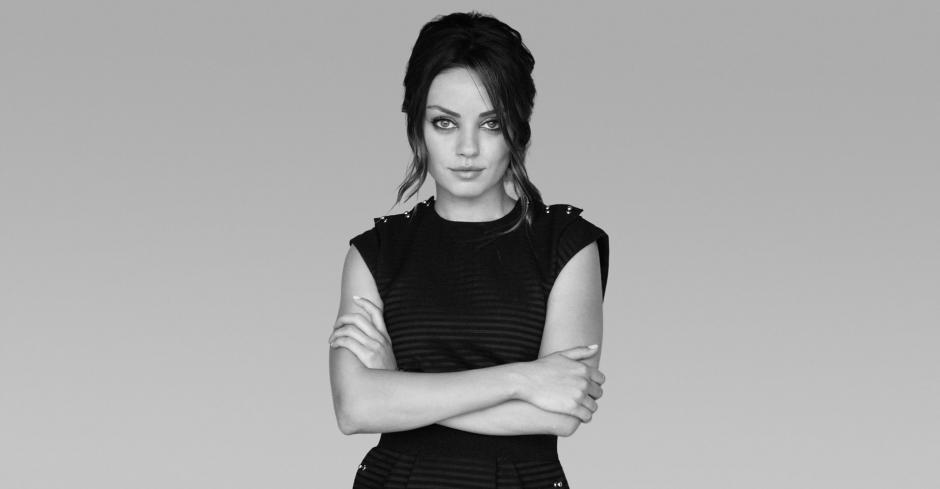 Mila Kunis tiene 32 años. (Foto: the-talks.com)