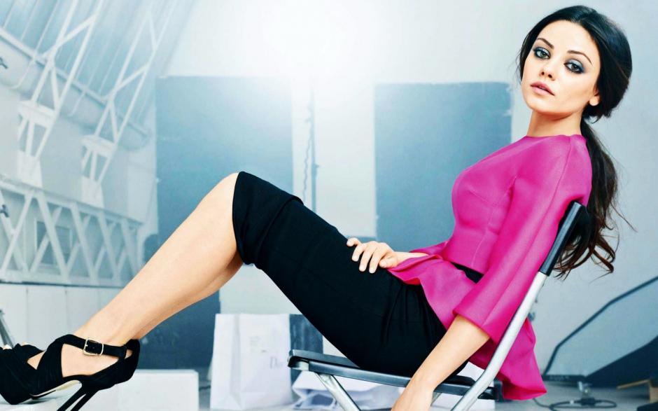 Kunis ha sido modelo para algunas revistas, entre ellas Stuff y Maxim. (Foto: fullhdpictures.com)