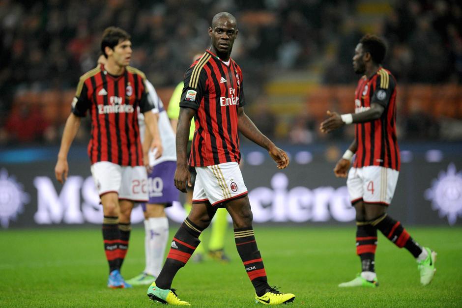 Balotelli está a un paso de regresar al AC Milan, luego de estar un año a préstamo con el Liverpool