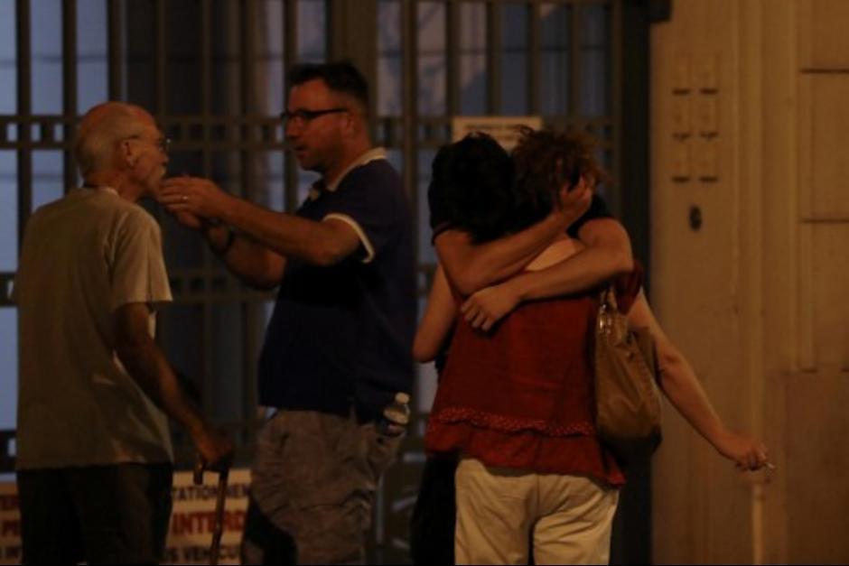 El atentado ocurrió la noche del 14 de julio en la festividad del día nacional de Francia. (Foto: AFP)