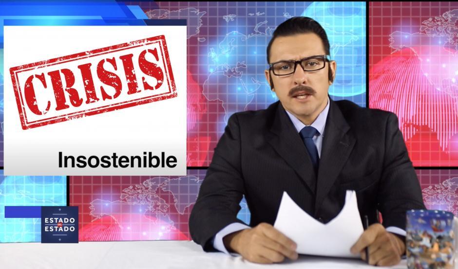 Aunque muestran con sátira las noticias, la mayoría tiene una carga de crítica y reflexión. (Foto: César León/Estado del Estado)