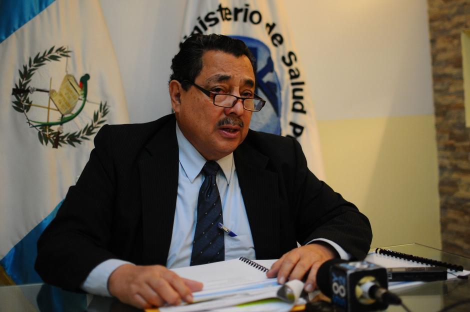 El funcionario le atribuye la crisis del sistema de salud a la falta de recursos. (Foto: Archivo/Soy502)