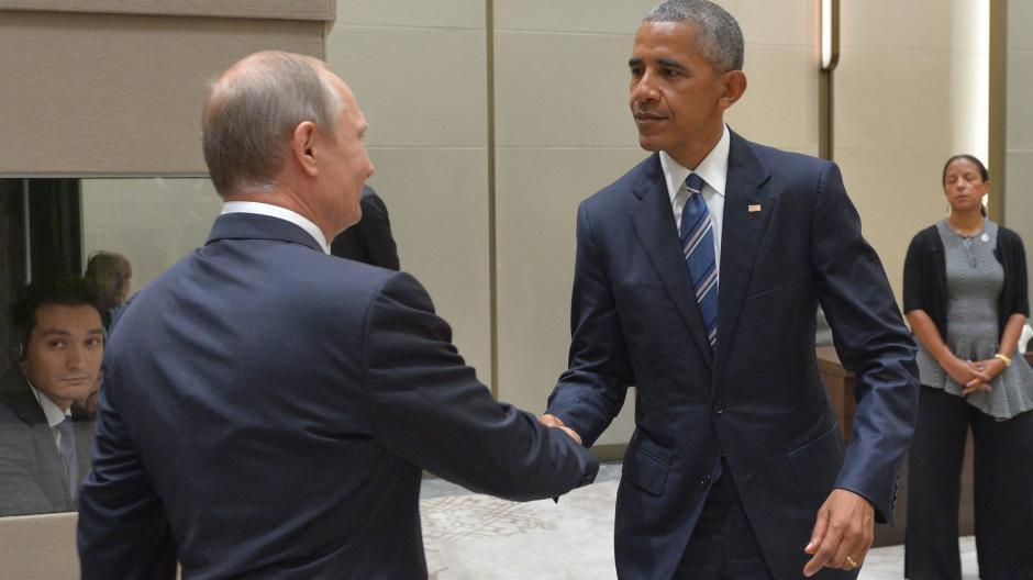 La reunión buscaba llegar a acuerdos en el tema del conflicto en Siria.  (Foto: www.infobae.com)