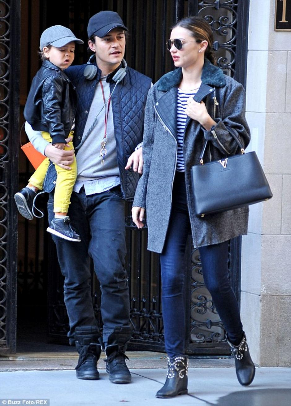 La modelo estuvo casada con el actor Orlando Bloom. (Ftoto: dailymail.com)