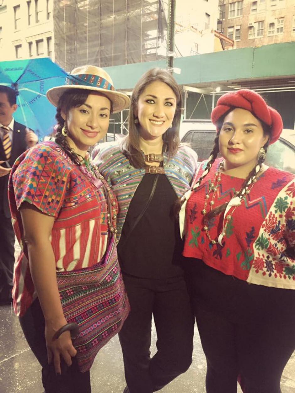 El Desfile de la Hispanidad tuvo lugar en las calles de Nueva York, Estados Unidos. (Foto: Facebook/Mirciny Moliviatis)