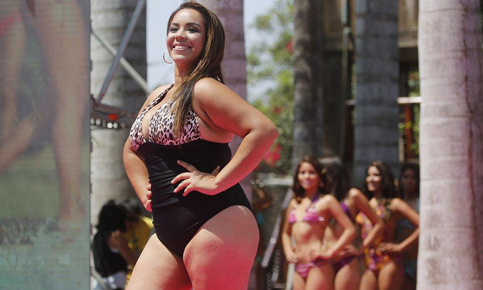 Mirella Paz lucha por quedar entre las 30 candidatas (Foto: Larepublica.pe)