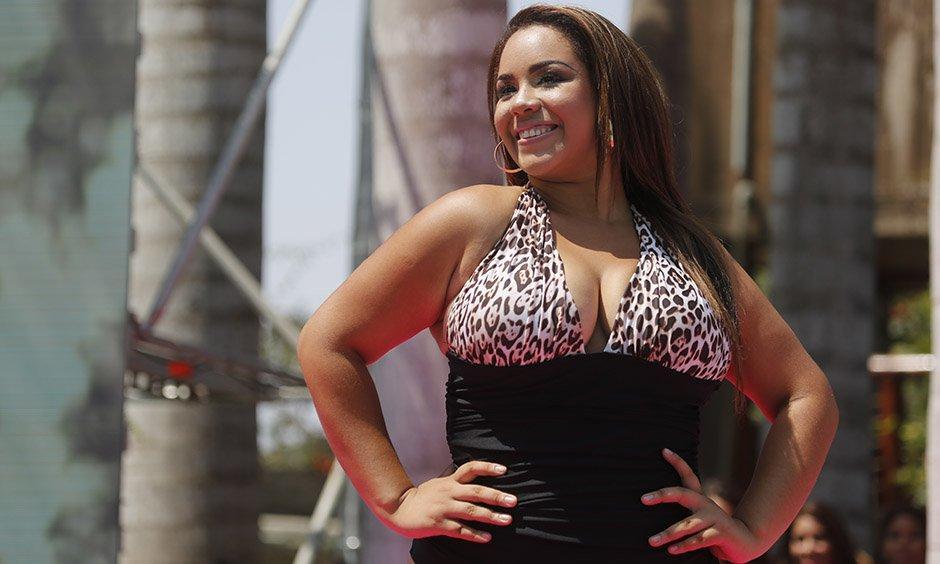 Mirella Paz Baylón tiene talento para el canto. (Foto: Larepública.pe)