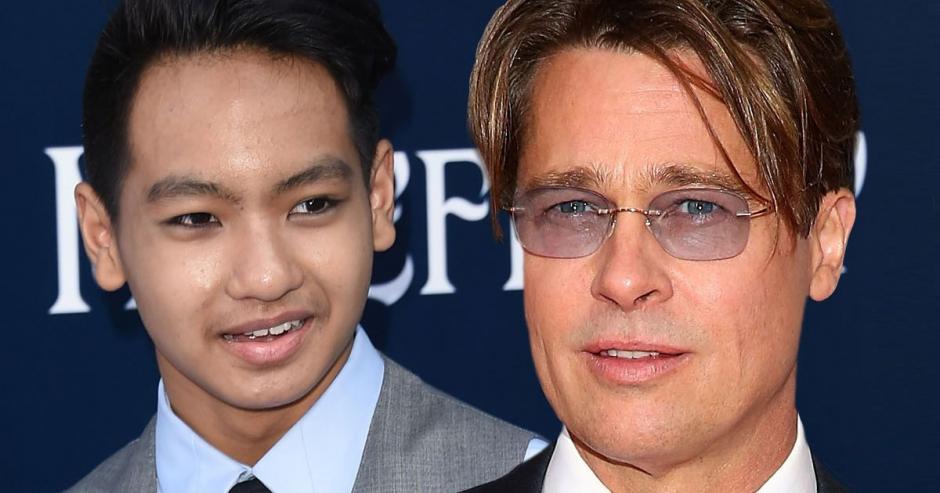 La situación se desató luego de un aparente conflicto entre Maddox y Brad Pitt en un vuelo privado de la familia. (Foto: Mirror)