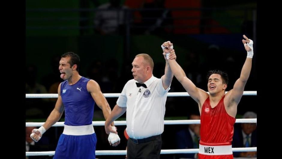 Rodríguez venció al egipcio Hosam Hussein Bakr Abdin en la categoría de 75 kilos. (Foto: capital.com.pe)