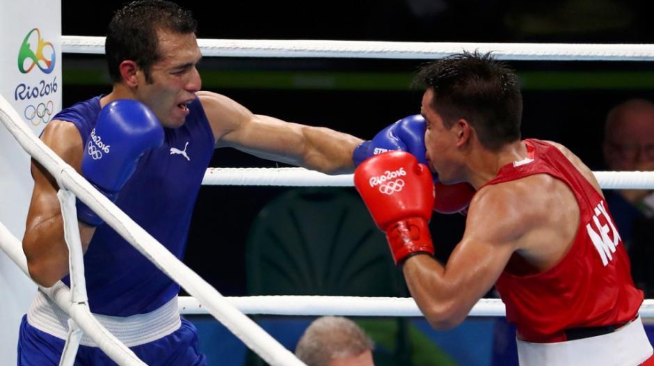 Tras su triunfo, el mexicano logró su pase a semifinales. (Foto: foxdeportes.com)