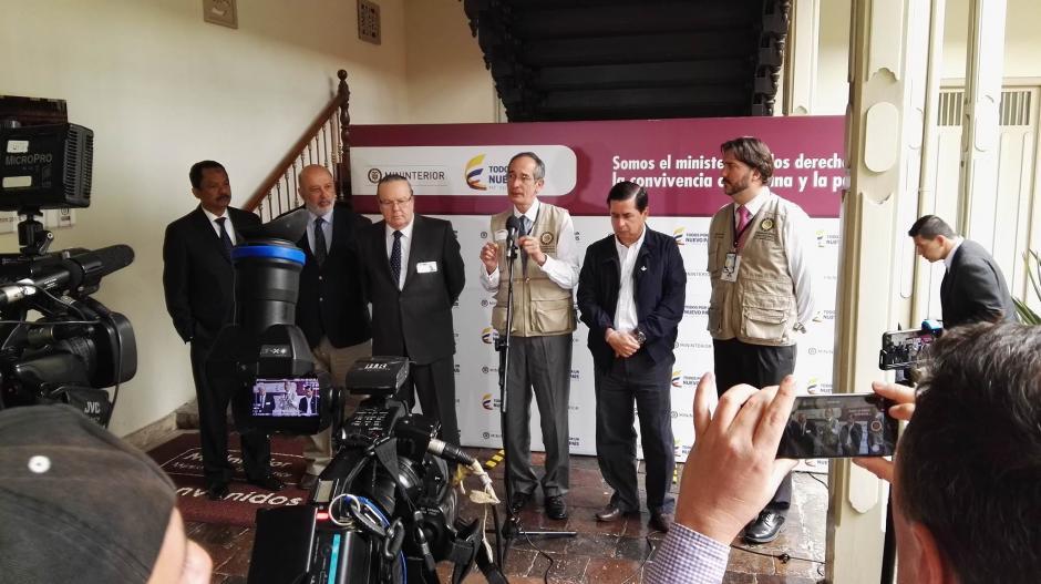 Colom está dando acompañamiento a el plebiscito sobre el acuerdo de paz en Colombia. (Foto: Misión OEA)  (Foto: Misión OEA)