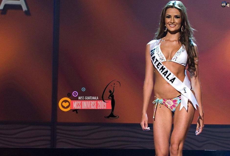 Esta vez como conductora para la transmisión en Latinoamérica. (Foto: Miss World's)