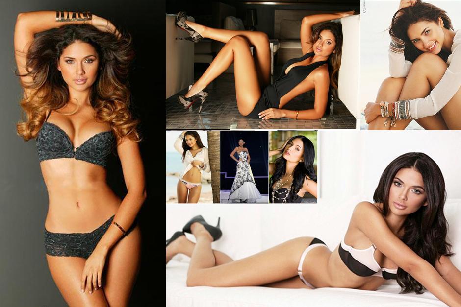 La modelo Jamillette Gaxiola será la representante de Cuba en Miss Universo 2016. (Foto: Jamillette Gaxiola)