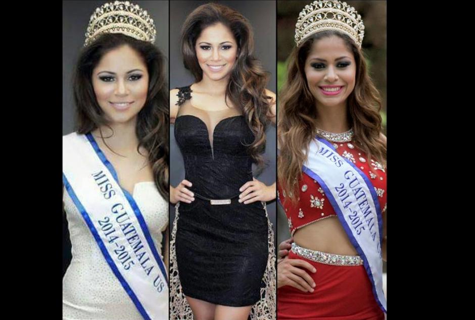 Susan Larios, representó a la comunidad guatemalteca en Estados Unidos, durante el período 2014-2015. (Foto: Miss Guatemala US)