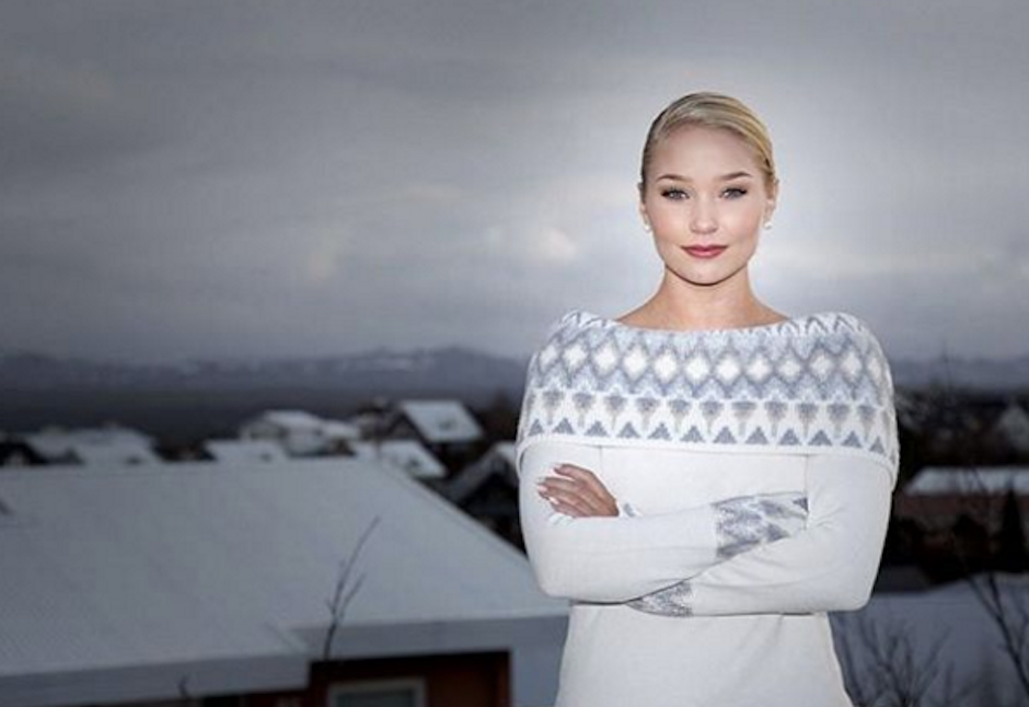 El certamen es Miss Islandia 2016. (Foto: Instagram)