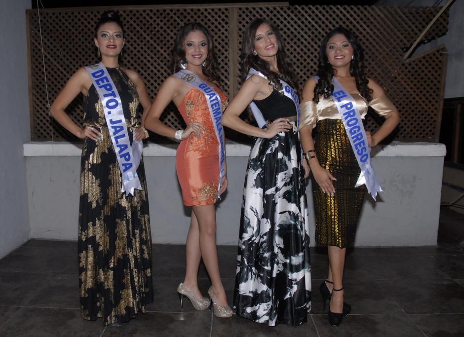 Las candidatas se preparan arduamente para llegar en las mejores condiciones a la final. (Foto: Luis Castillo/Nuestro Diario)