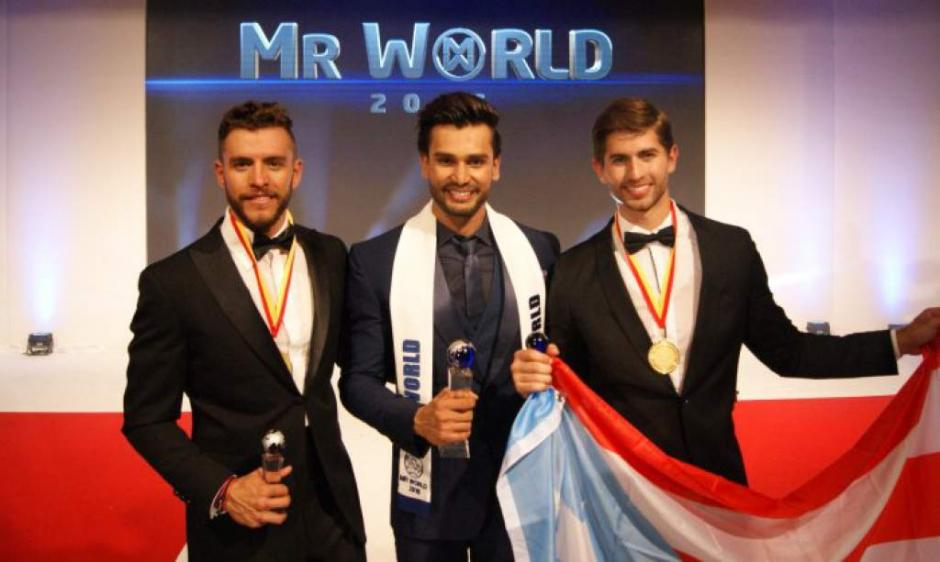 Esta guapura es Mister Mundo 2016. (Foto: Mister Mundo oficial)