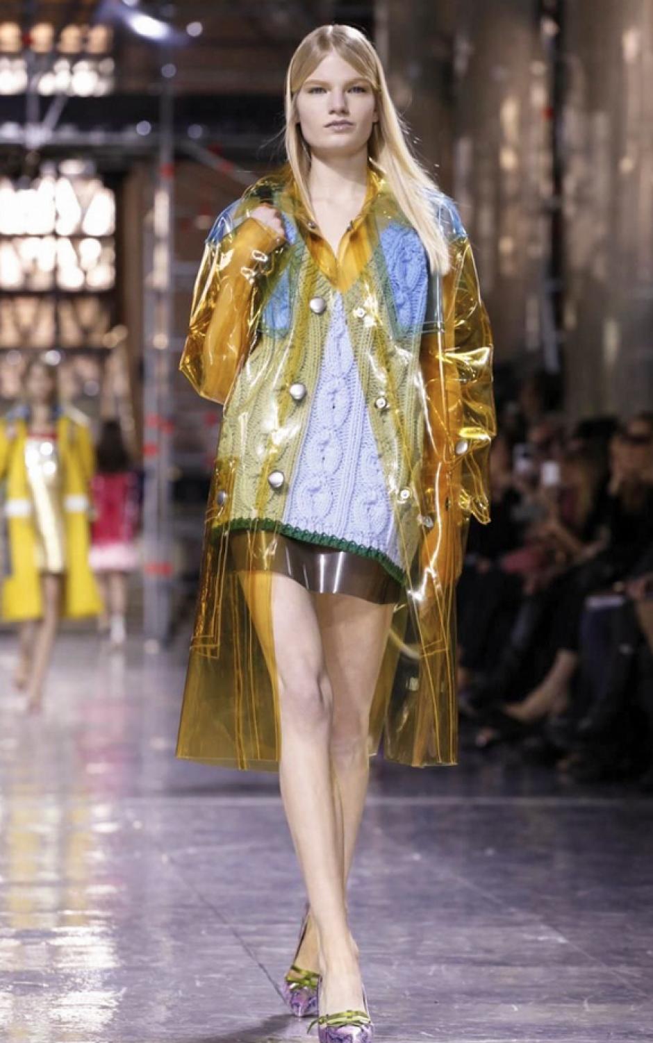 Los zapatos en punta son tendencia en todas las colecciones de la semana de la moda en París. (Foto: NowFashion)