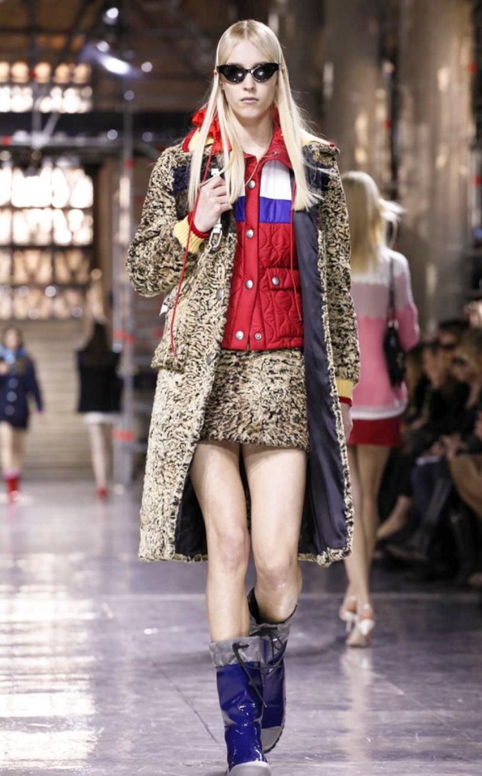 Miu Miu propone exuberancia y estilo. (NowFashion)