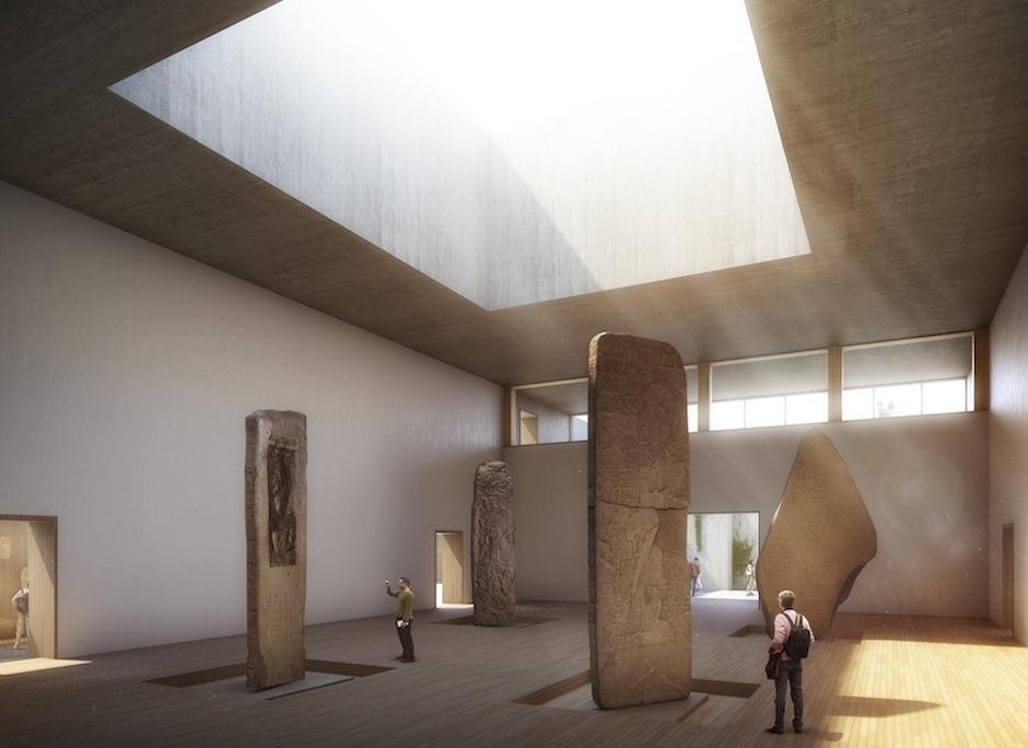 Los espacios están pensados para interactuar con el entorno natural del país. (Foto: Fundación Museo Maya de América)