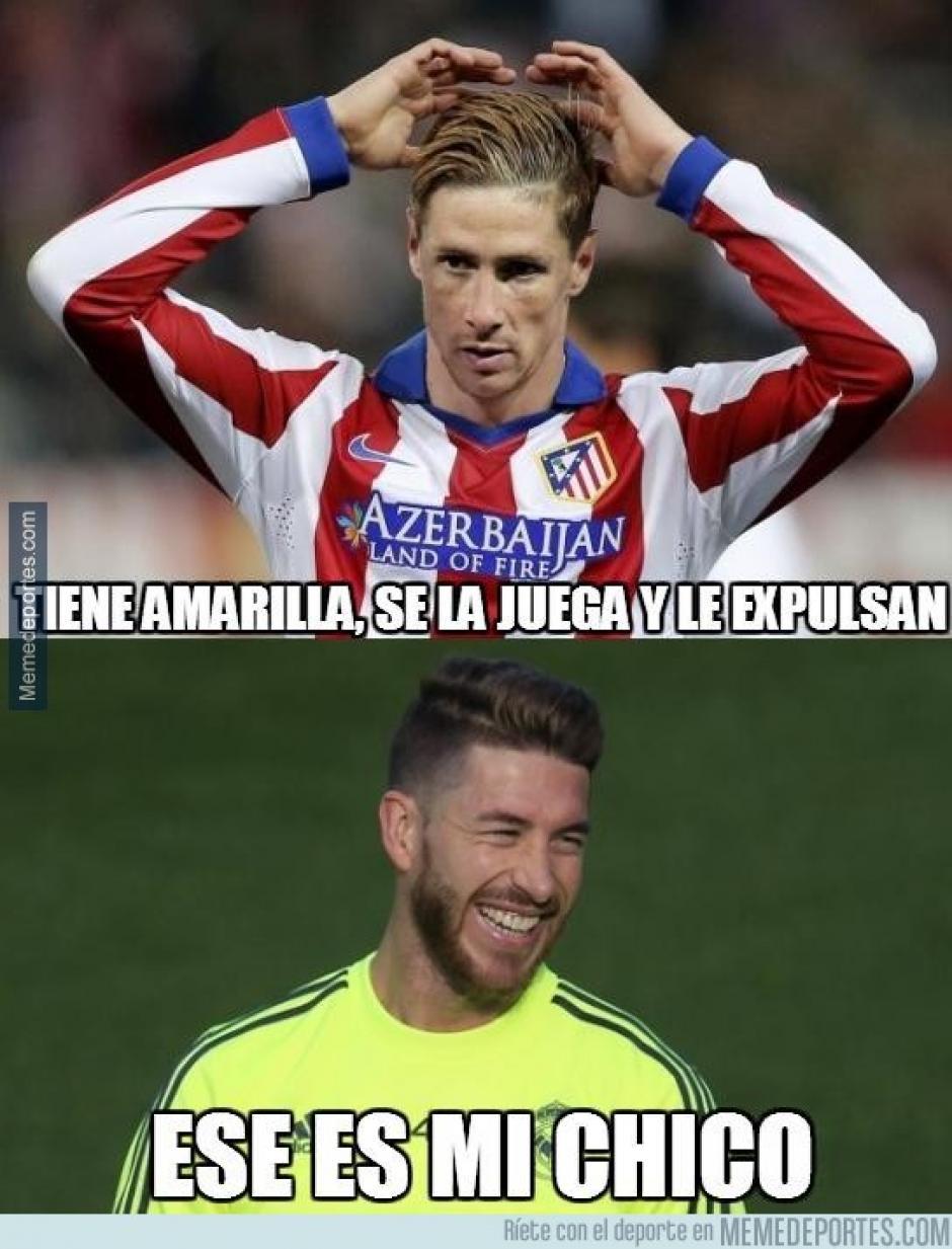 Torres fue uno de los protagonistas del juego. (Imagen: memedeportes.com)