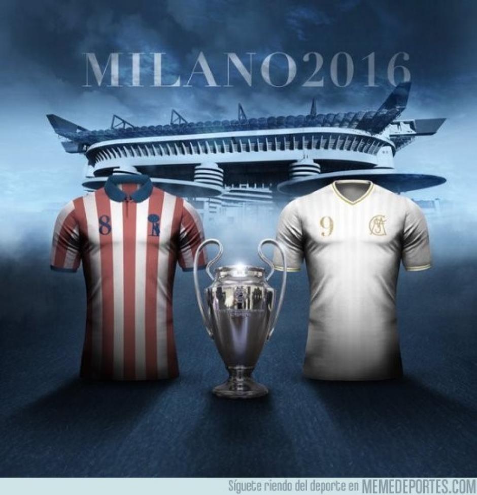 La final en Milán ya está definida. (Imagen: memedeportes.com