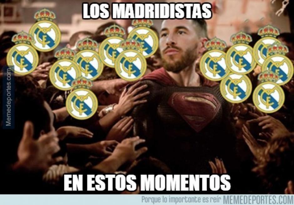 Muchos madridistas agradecieron de nuevo al defensor español. (Imagen: memedeportes.com)