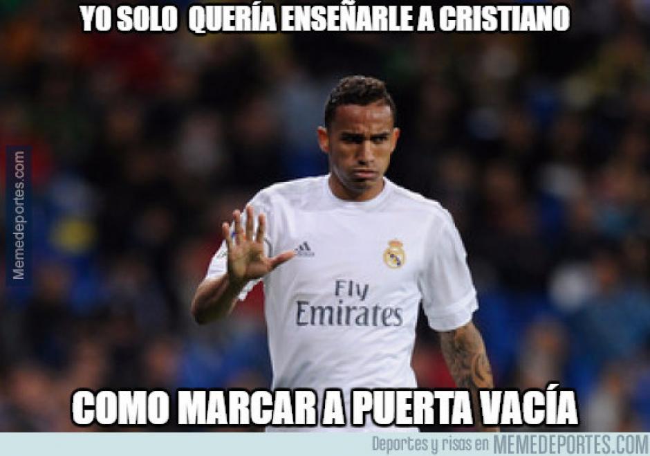 Ningún aficionado merengue está contento con Danilo. (Foto: memedeportes.com)