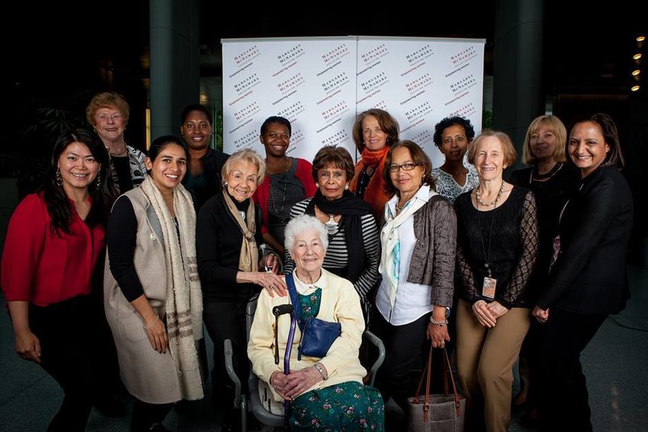 La organización MMEG ofrece becas para mujeres de países de Latinoamérica, África y Estados Unidos. (Foto: MMEG)