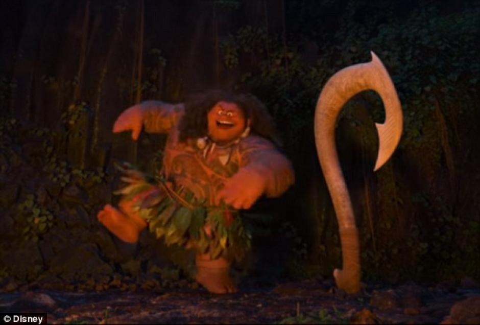 """""""Moana"""" será otra de las princesas que enloquecerá a los fanáticos. (Foto: YouTube)"""