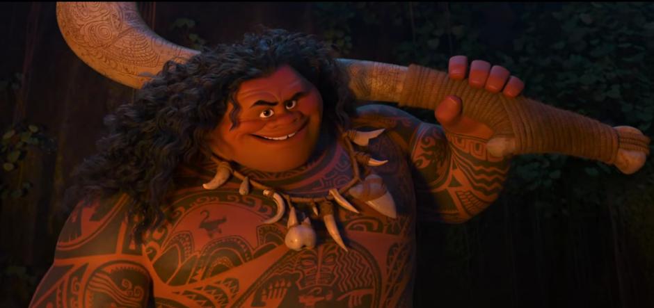 """""""Moana"""" la película de Disney está programada para estrenarse en noviembre de 2016. (Foto: YouTube)"""