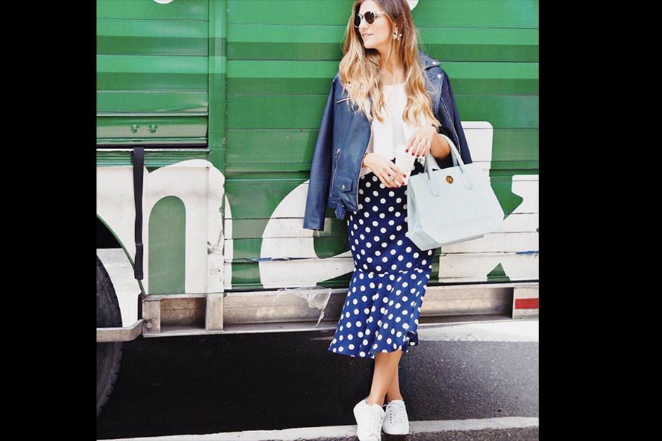 Estilo y comodidad es lo que busca la mujer moderna. (Foto: Instagram)